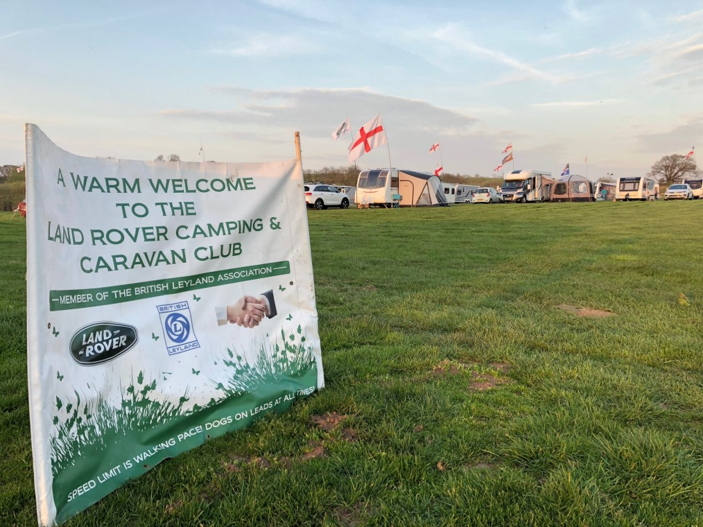 Land Rover Camping And Caravan Club Home Page