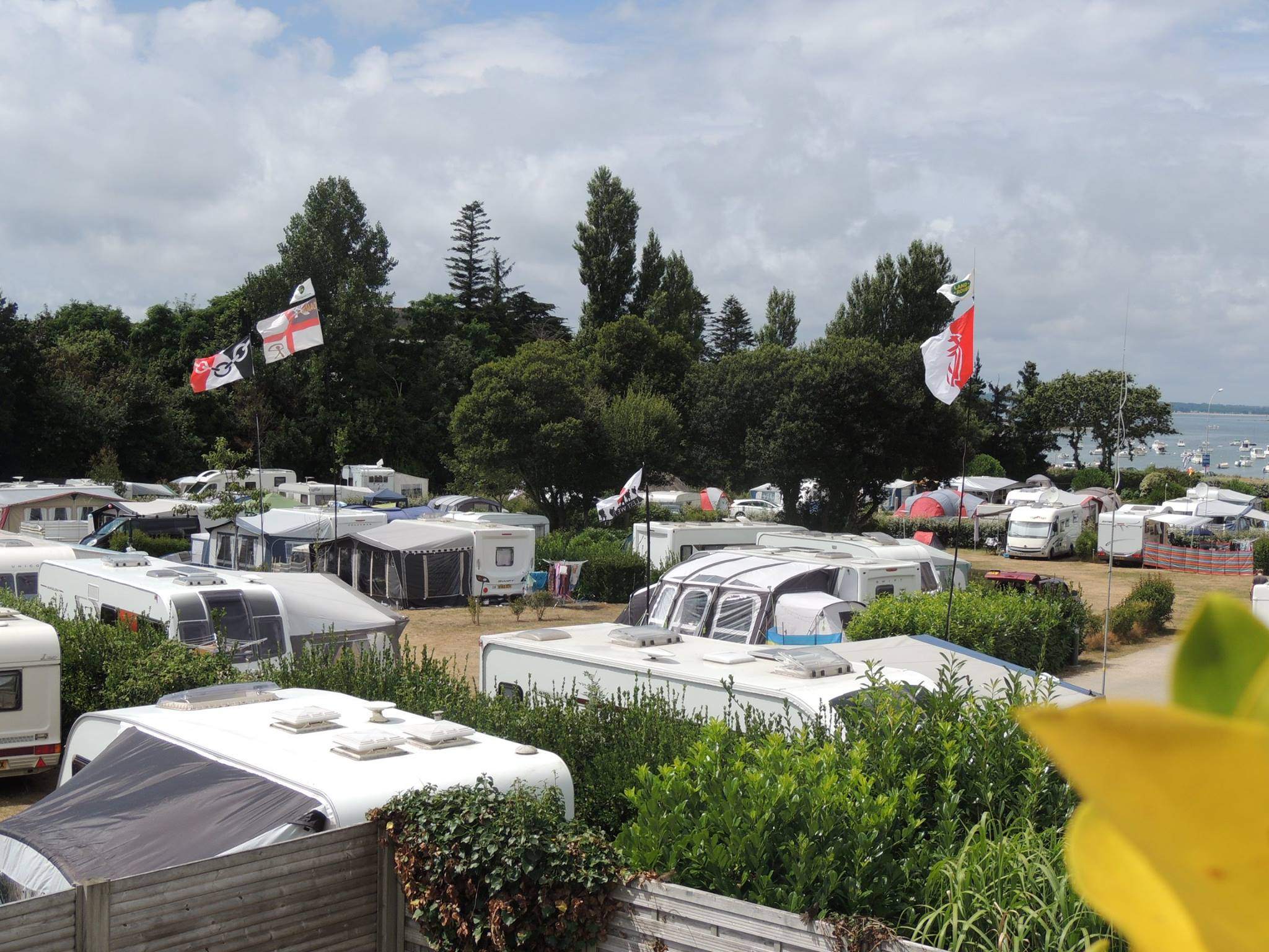 Camping Le Cabellou Plage, Concarneau, Brittany